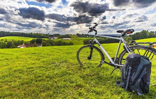 Sports bike outlook Bavaria