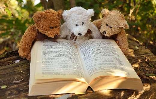 Teddy bears puzzle