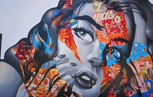 Graffiti art wallpaper online