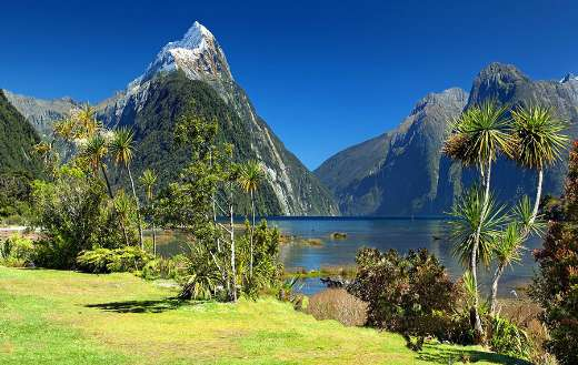 Milford sound puzzle