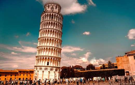 Piazza dei miracoli Pisa puzzle