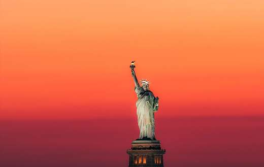 Statue of liberty online