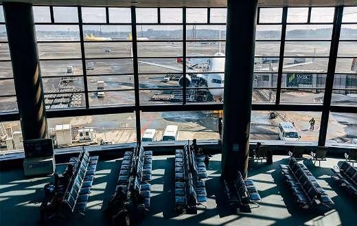 Tokyo Haneda terminal arrival airport
