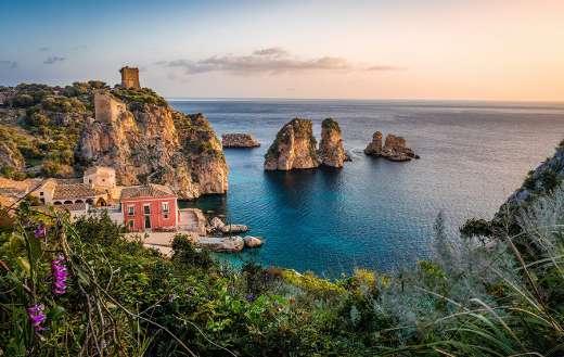 Tonnar di scopello Italy online