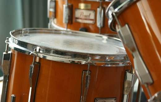 Drums instrument puzzle