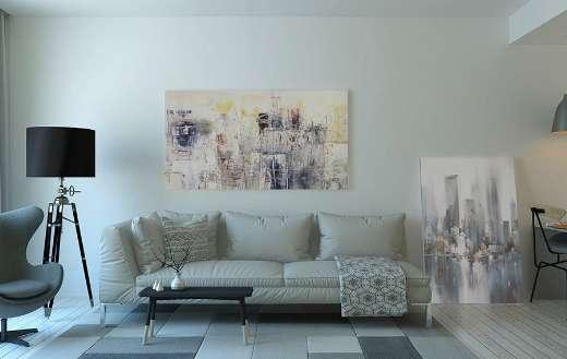 Sofa furniture interior puzzle