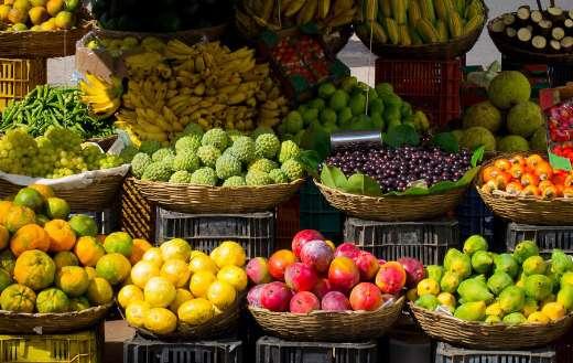 Assorted fruits online