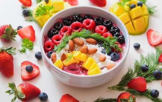 Close up photograghy of food dessert online