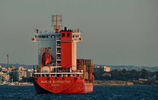 Industrial cargo transport puzzle