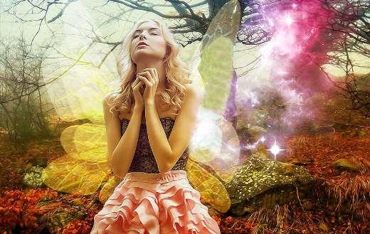 Fairy fantasy puzzle