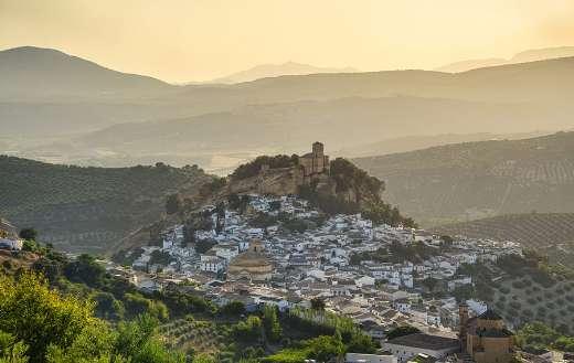 Granada Spain town puzzle