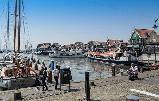 Netherlands port dock online