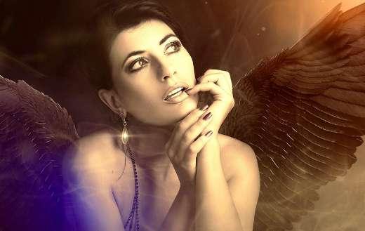 Black angel online