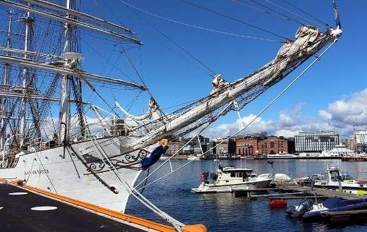 Oslo Norway port online