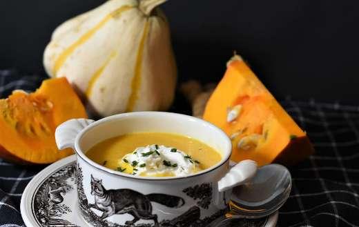 Pumpkin soup online